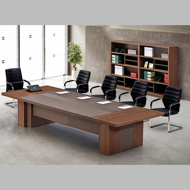 板式肯丁木系列会议桌B-KD150120