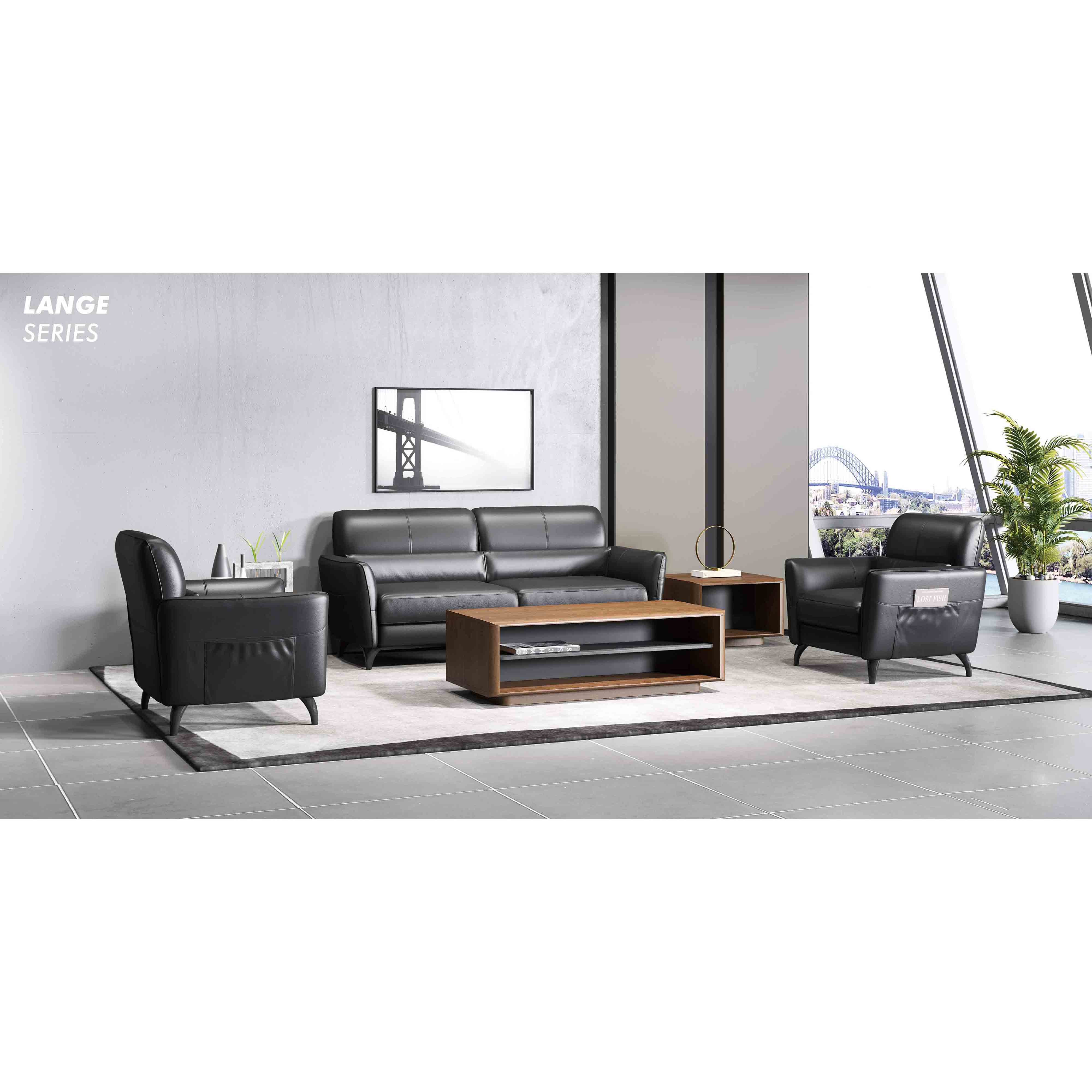 实木朗格系列沙发